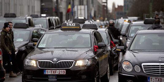 Il n'a jamais été aussi facile de trouver un taxi